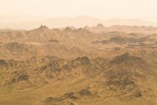Mojave Desert, Nevada.