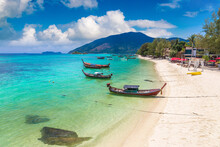 Beach At Koh Lipe Island