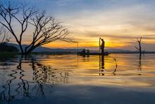 Asian Fisherman Occupation