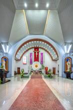 Thanh Tam Church, Buon Me Thuot City, Dak Lak, Vietnam