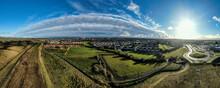 Landscape, City, Nature, Limerick, Buildings, Plants, Background, Macro