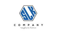 SLK Creative Polygon Logo Victor Template