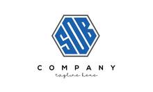 SOB Creative Polygon Logo Victor Template