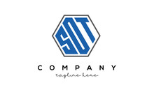 SOT Creative Polygon Logo Victor Template