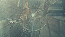 A Broken Glass Radius Damage