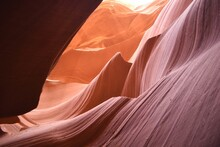 Natural Rock Formation In The Southwest