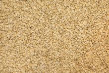 Whole Oat Flakes For Background