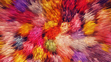 Abstract Colorful Pattern. Good As Background