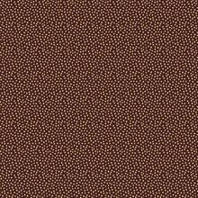 Seamless Background With Random Golden Elements. Abstract Ornament. Dotted Abstract Brown And Golden Pattern