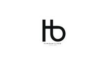 HP, PH, Abstract Initial Monogram Letter Alphabet Logo Design