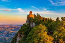 Falesia Second Tower - Seconda Torre - Cesta - San MArino