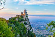 Guaita Tower - Prima Torre - La Rocca - Guaita - San Marino