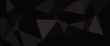 Minimalist Origami Look-alike Low Poly Background. Geometric Triangle Low Poly Seamless Background Design Concept.