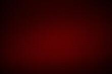 Elegant Dark Red Background With Black Shadow Border And Old Vintage Grunge Texture
