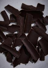 Dark Chocolate Chards