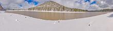Super Panorama Of Kaibab Lake AZ