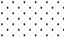 Background For The Halloween Holiday. Design Icons Of Casts And A Grid Of Dots. A Poster For A Holiday, A Website Landing Page, Social Networks. Vector Illustration