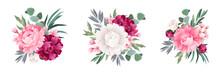 Eucalyptus Bouquet Set