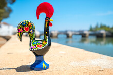 Rooster Of Barcelos. Tavira, Portugal