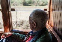 Journey To The Memory Of An Old Man In The Train Of His Youth