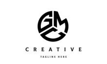 GMC Creative Circle Three Letter Logo