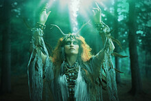 Mystical Shamanic Ritual