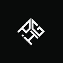 PGH Letter Logo Design On White Background. PGH Creative Initials Letter Logo Concept. PGH Letter Design.