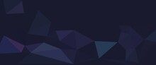 Abstract Low Poly Pyramid Geometric Background. Seamless Background In Low Poly Style. Used For Background, Backdrop, Banner, Landing Page Background, Abstract Wallpaper.