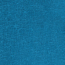 Blue Cracked Leather Wallpaper Fabric Paper Plaster