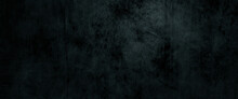 Dark Scary Wall Background. Horror Cement Background