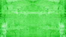 Abstract Grunge Old Neon Green Painted Wooden Texture - Wood Board Background