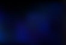 Dark BLUE Vector Abstract Template.