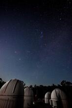 Telescope Domes In Coonabarabran