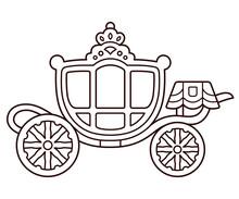 Gouden Koets Dutch Royal Golden Coach Carriage