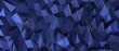3d render, abstract blue crystal background, faceted texture, macro panorama, wide panoramic polygonal