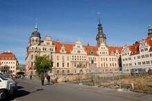 Dresden, Stadtschloss
