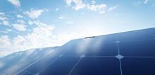 Solar Photovoltaic Panels Array System
