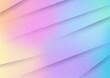 Gradientowe tło - kolorowe warstwy, kształty, światla i cienie. Dynamiczna kolorowa kompozycja na okładki, banery, ulotki, plakaty, broszury, tapeta na blog lub social media story.