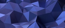 Background Design Geometric Background In Origami Style And Abstract Mosaic With Gradient Fill Color