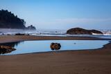 Fototapeta Fototapety z morzem do Twojej sypialni - Ruby Beach, Waszyngton, Stany Zjednoczone