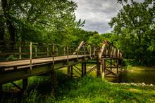 Iowa Des Moines Bill Riley Trail Bridge
