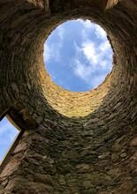 Stone Wall Sky Hole