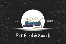 Classic Pet Food And Snack