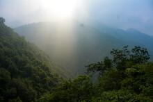 Monsoon Season At Himalayas