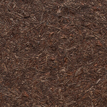 Park Forest Litter. Background Of Dry And Rotted Autumn Leaves And Branches. 3D-rendering