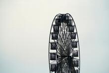 Ferris Wheel In Lucija