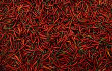 Full Frame Shot Of Red Chili Pepper