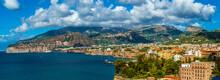 Sorrento Coastline In 2021 Summer