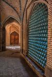 Fototapeta Kawa jest smaczna - Corridor Of Old Building