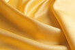Texture of color fabric with folds, closeup
